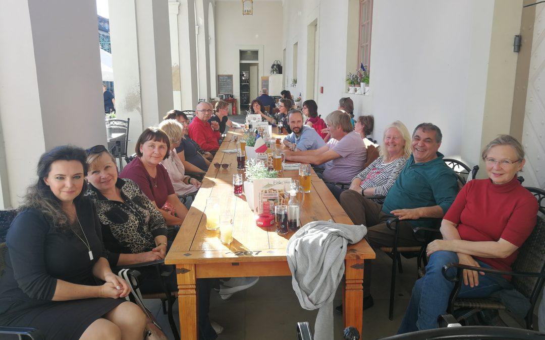 Kollegenausflug in Ludwigsburg